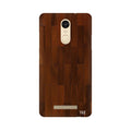 TraTec Wooden Texture Printed Case For Xiaomi Redmi Note 3