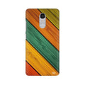 TraTec Wooden Texture Printed Case For Xiaomi Redmi Note 4