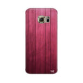 TraTec Wooden Texture Printed Case For Samsung Galaxy S7