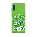 Hulk Printed Case For Samsung Galaxy A50