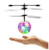 Colorful Mini LED RC drone Flying Ball Helicopter Toy For Kids