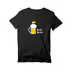 Beer Baba Round Neck T-Shirt