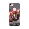 Ironman Printed Case For Apple iPhone 7 (Round Cut)