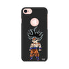 Goku Printed Case For Apple iPhone 7 (Round Cut)