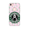 Starbucks Coffee Printed Case For Apple iPhone 7 (Round Cut)
