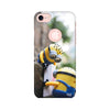 Minion Printed Case For Apple iPhone 7 (Round Cut)