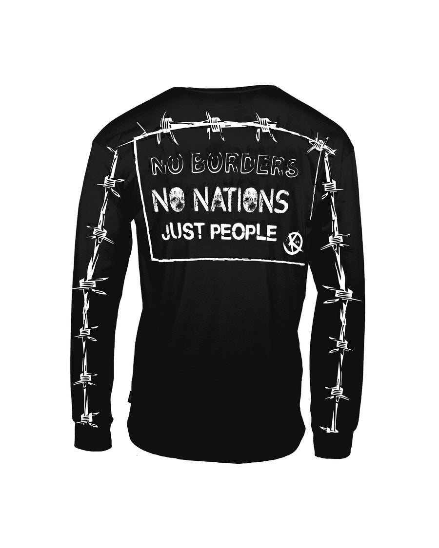 No Borders Longsleeve