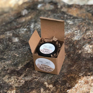 Organic Exfoliating Sugar Lip Scrub Coffee