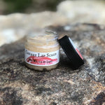 Organic Exfoliating Sugar Lip Scrub Cherry