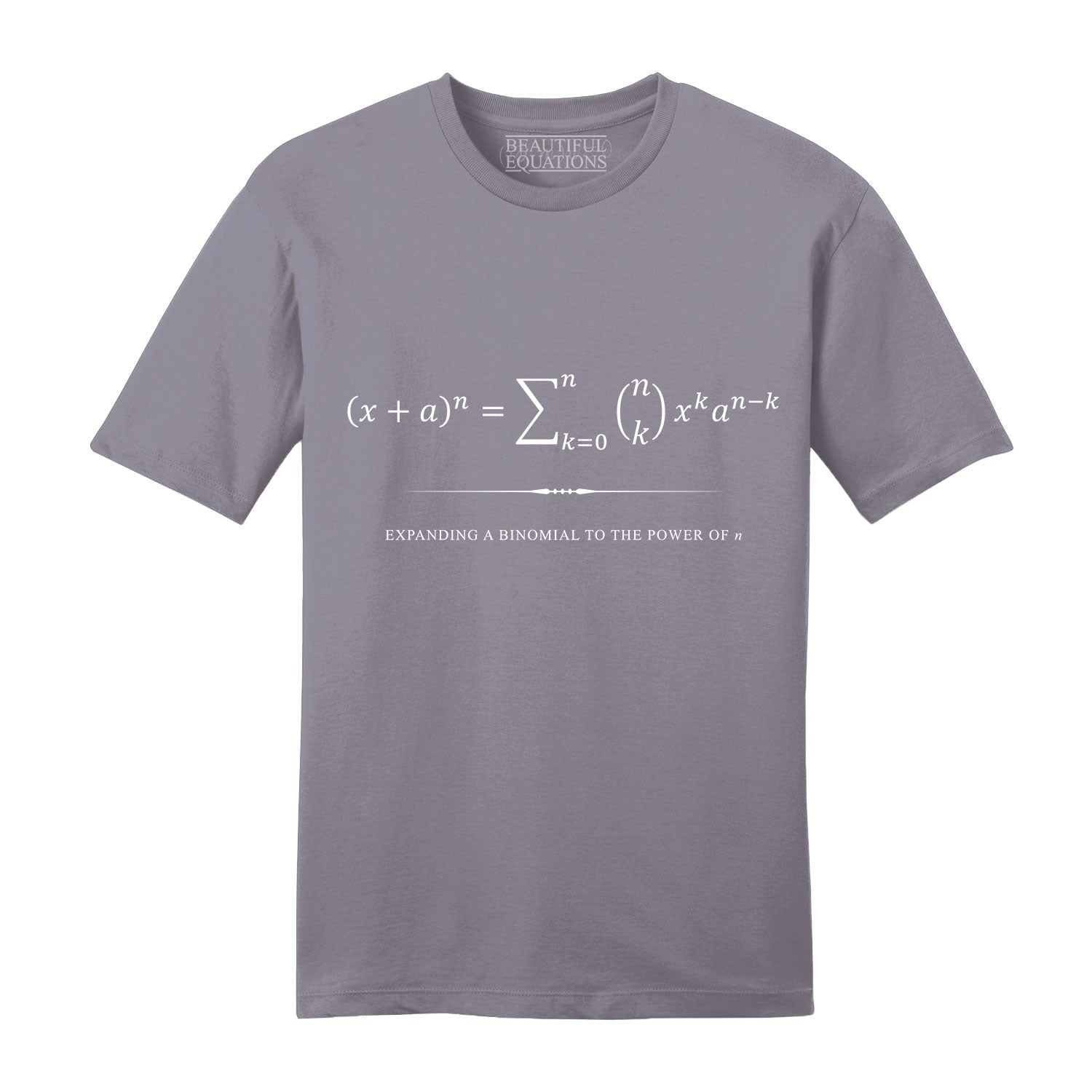 Binomial Theorem Men's Tee