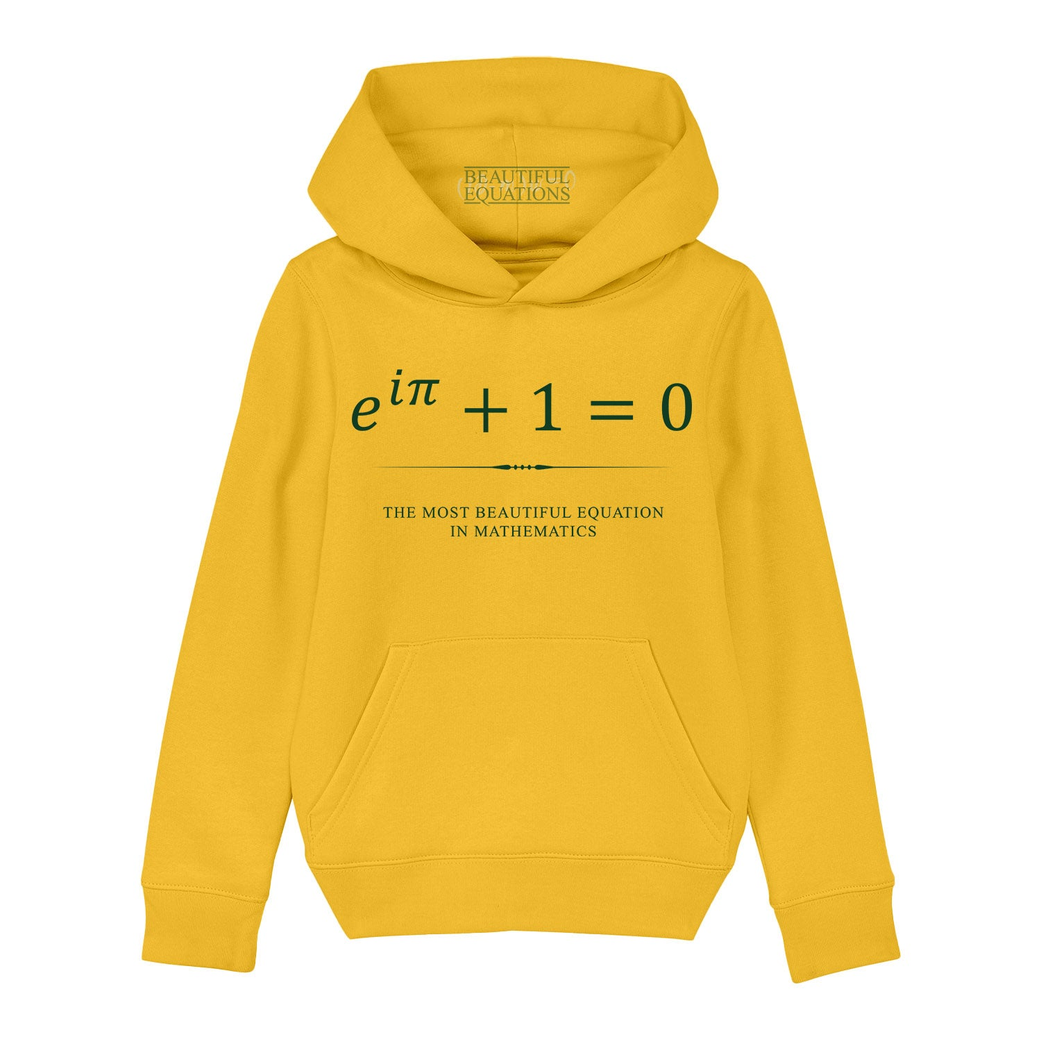 Euler's Identity Youth Hoodie