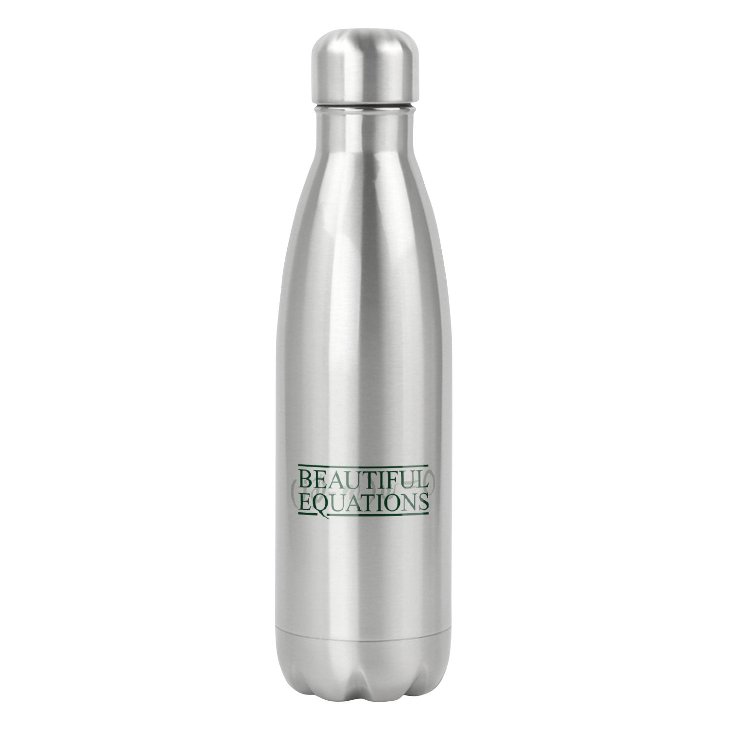 Euler's Identity Water Bottle - Beautiful Equations