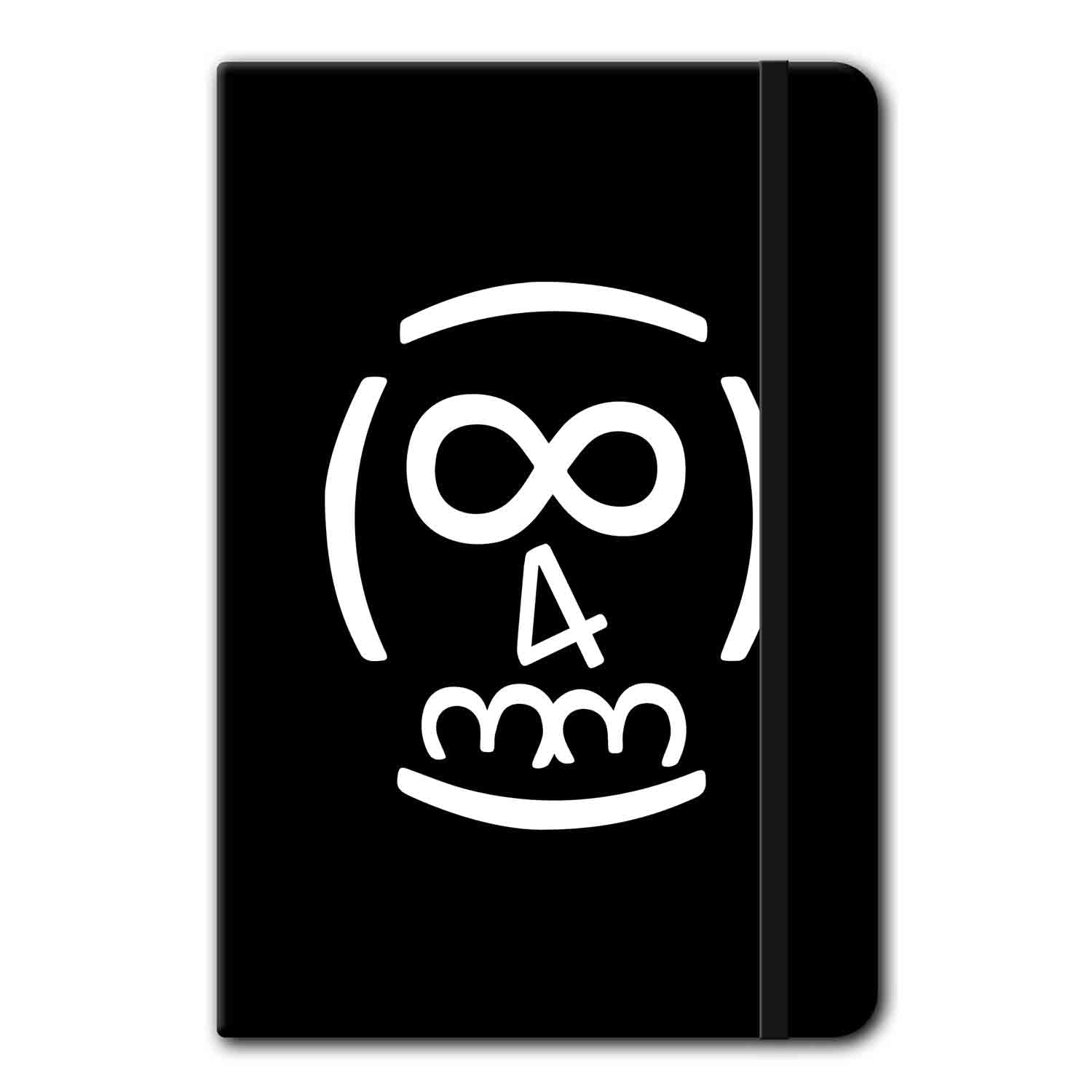 Tom Rocks Classic Logo Notebook