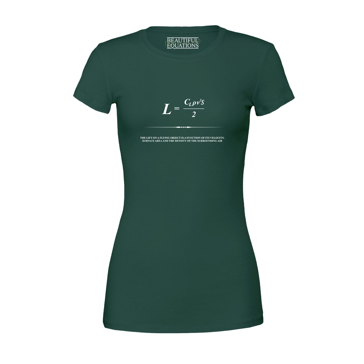 Aerodynamic Lift Women's Tee