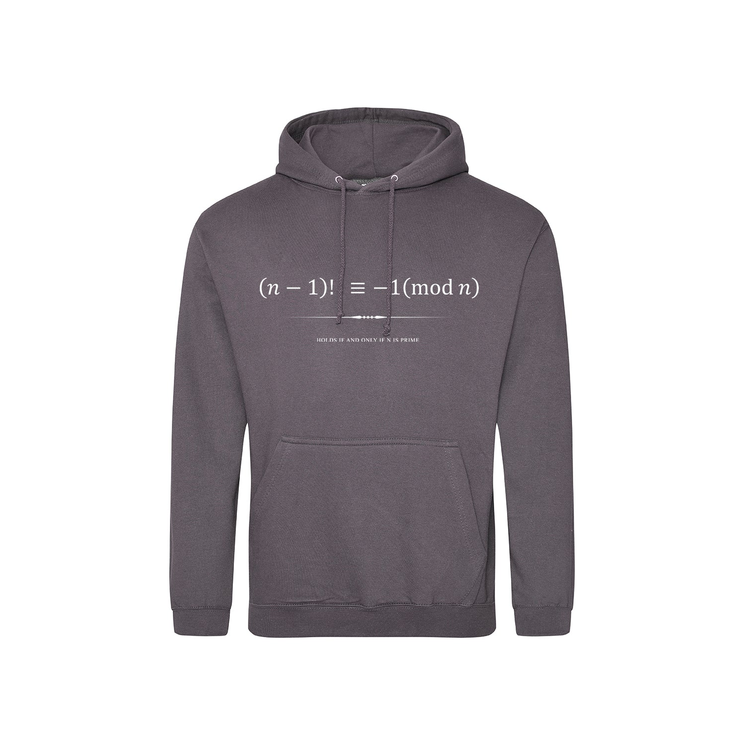 Wilsons Theorem Men's Hoodie