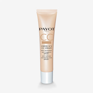 CRÈME N°2 CC CREAM (Anti-redness correcting care SPF50+)