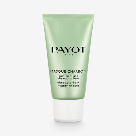 Masque Charbon Purifiant (Mattifying Face Mask)