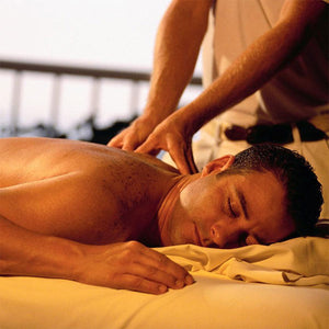 25 Minute Spa Signature Back, Neck and Shoulder Massage
