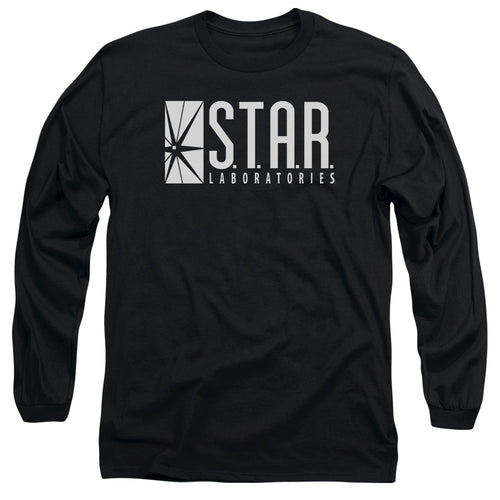 The Flash - S.T.A.R. Long Sleeve