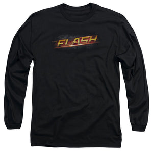 The Flash - Logo Long Sleeve