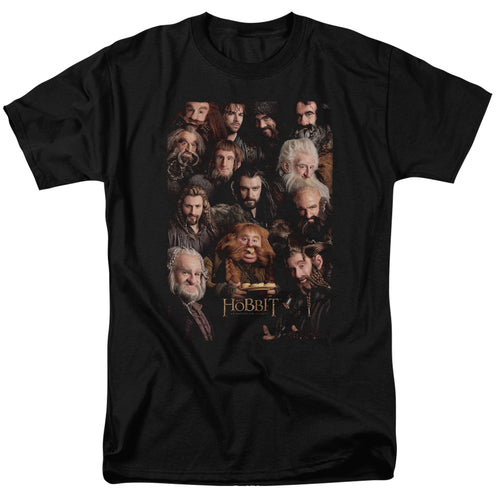 The Hobbit - Dwarves T-Shirt