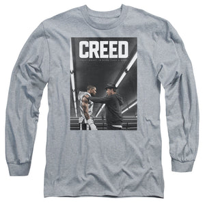 Creed - Poster Long Sleeve T-Shirt