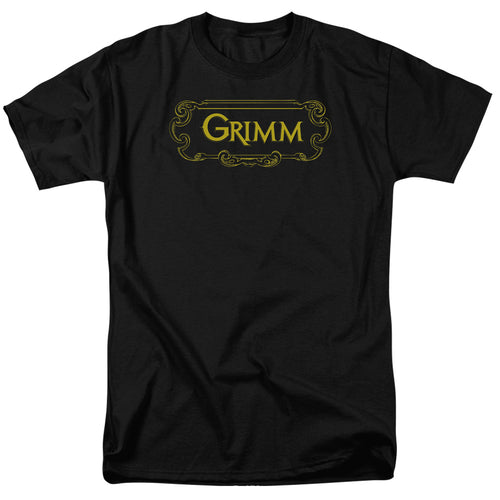 Grimm - Plaque Logo T-Shirt