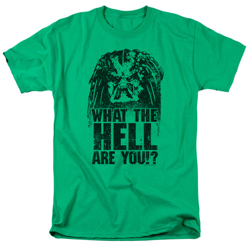 Predator - What Are You T-Shirt