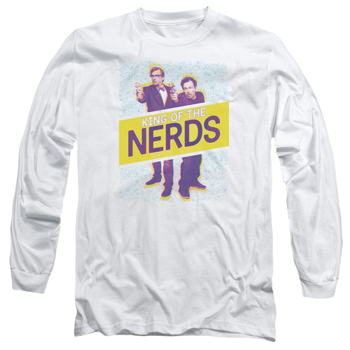 King Of The Nerds - Laser Guns Long Sleeve