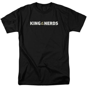 King Of The Nerds - Logo T-Shirt