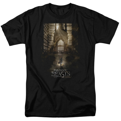 Fantastic Beasts - Poster T-Shirt