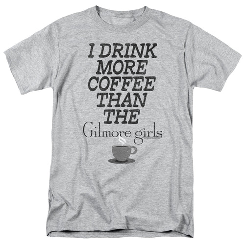 Gilmore Girls - More Coffee T-Shirt