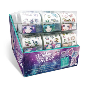 Nebulous Stars - Sticker Rolls
