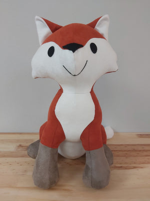 Handmade Fox Toy