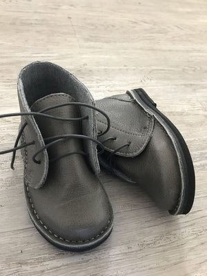 Leather Boots - Razberry Kids Co