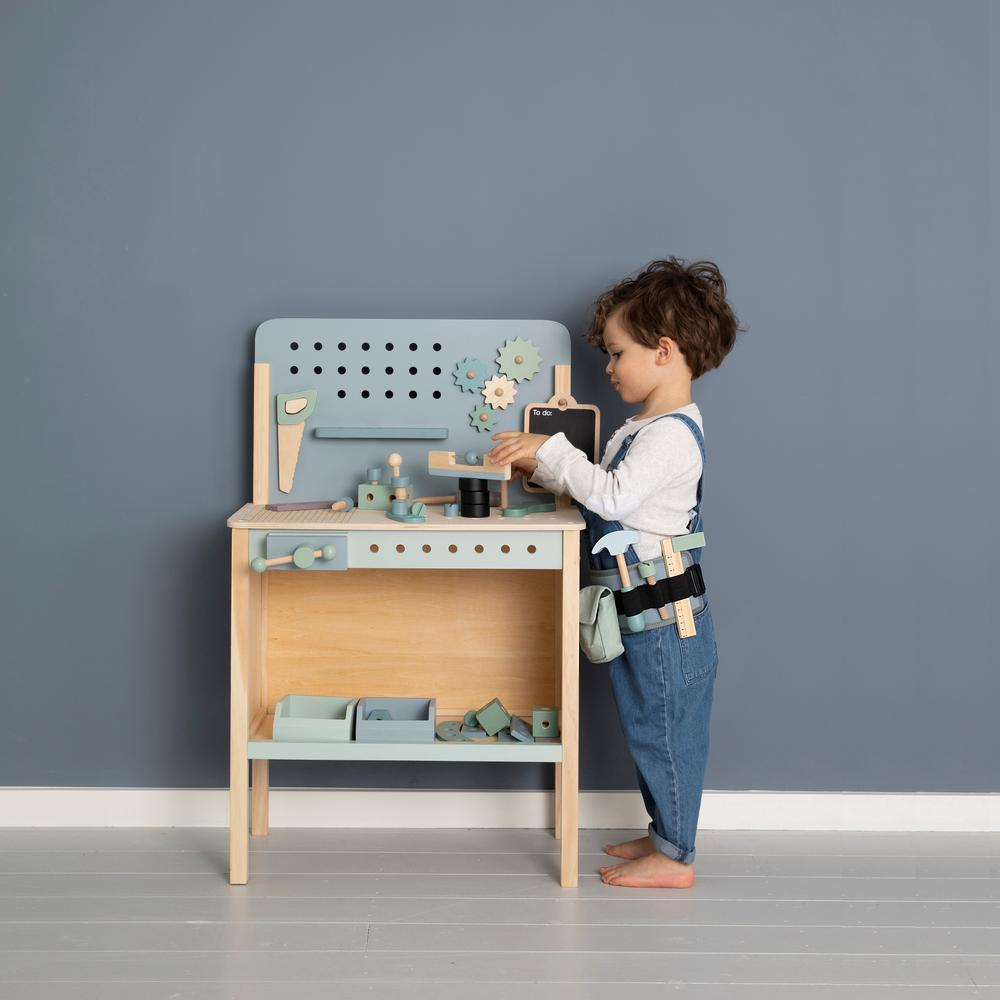 Little Dutch Workbench - Razberry Kids Co