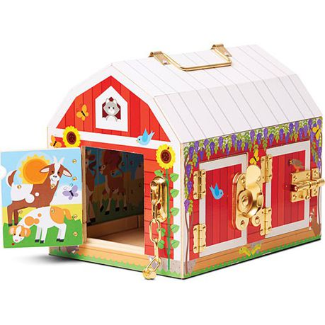 Melissa & Doug Classics - Latches Barn