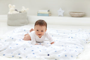 Muslin Swaddle - Aden & Anais - Baby Swaddle for wrapping babies