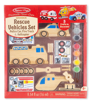 Melissa & Doug - Build your own Vehicle