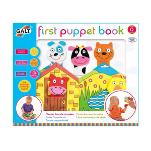 Galt - My First Finger Puppet Book