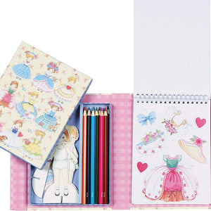 Paper Doll Kit - Razberry Kids Co