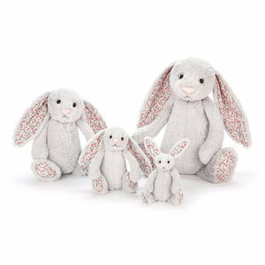 Blossom Bunny - silver - Razberry Kids Co