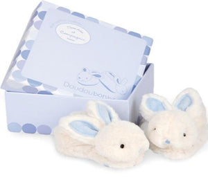 Rabbit Booties Gift box - Razberry Kids Co