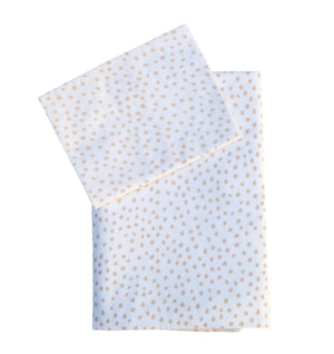 Printed Fitted sheet (Assorted) - 100% Cotton Percale