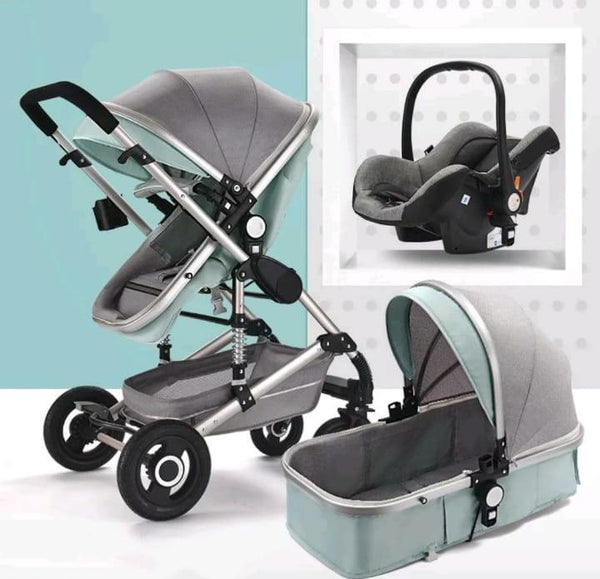 3-in-1 Travel System - Razberry Kids Co