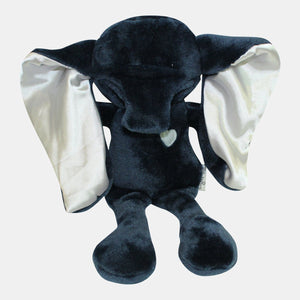 Navy Sleepy Elli Soft Cuddly Toy - Razberry Kids Co