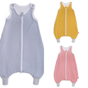 Toddler/Baby Sleeping Bag - Summer Muslin