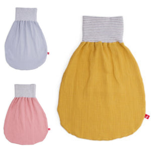 Muslin Baby Romper - Baby Sleeping Bag