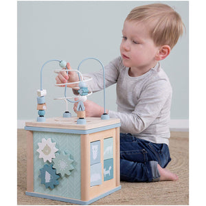 LD Activity Cube - Razberry Kids Co