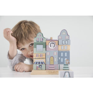 Little Dutch Wooden Building Blocks - Razberry Kids Co